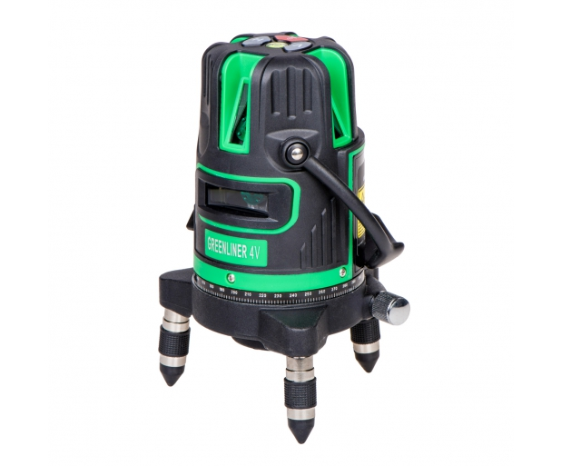 Laser level INSTRUMAX GREENLINER 4V
