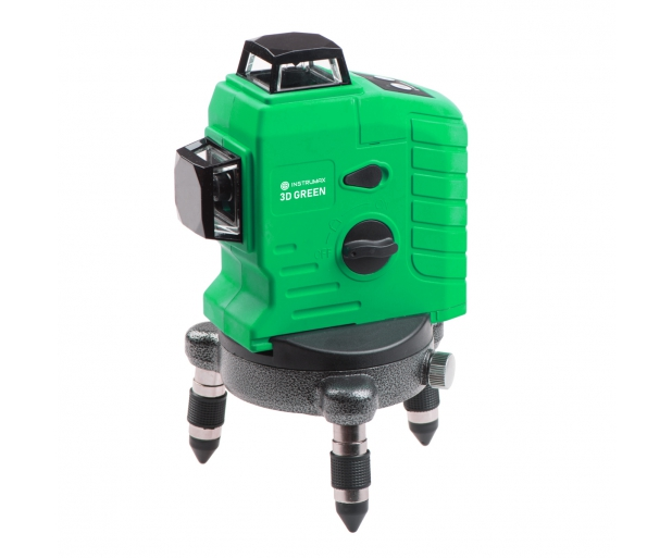 Laser level INSTRUMAX 3D GREEN